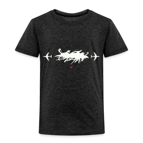 The other Sky et logo Story Wake - T-shirt Premium Enfant