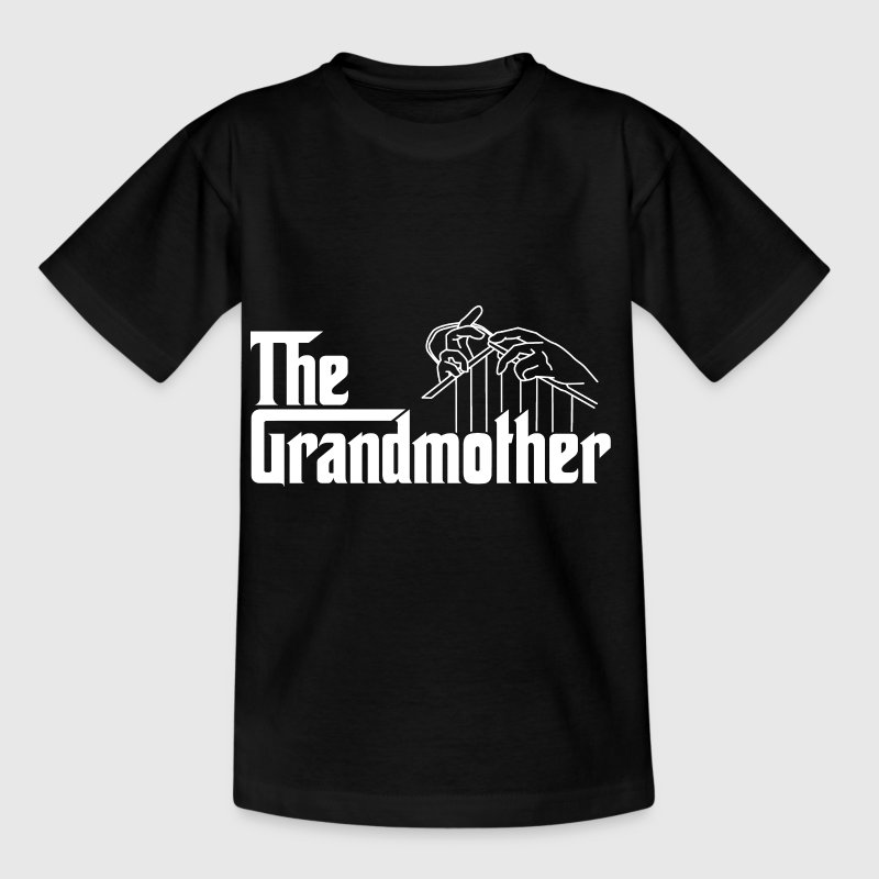 The grandmother Shirts - Kids' T-Shirt