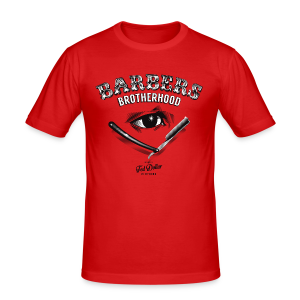 Barbers Brotherhood - Tee shirt près du corps Homme