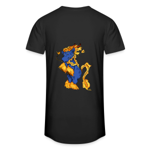 Qilin / Kirin - Männer Urban Longshirt