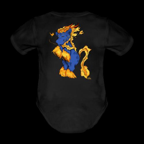 Qilin / Kirin - Baby Bio-Kurzarm-Body