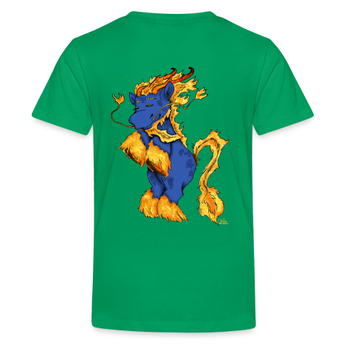 Qilin / Kirin - Teenager Premium T-Shirt