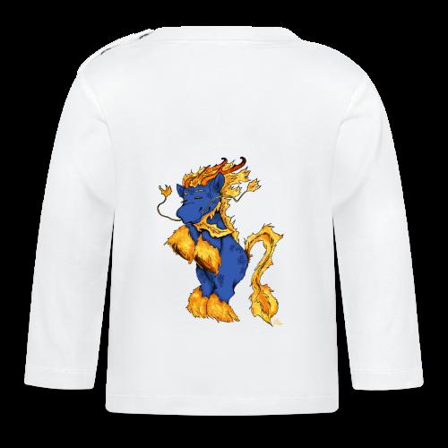Qilin / Kirin - Baby Langarmshirt