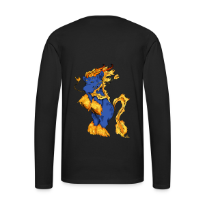 Qilin / Kirin - Männer Premium Langarmshirt