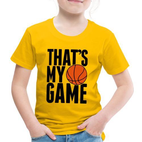 st000274 - Maglietta Premium per bambini