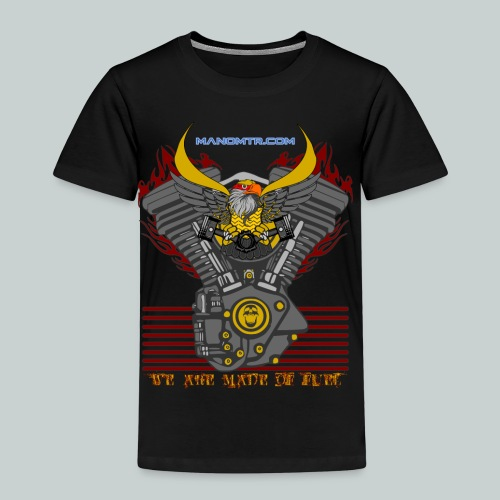 WE ARE MADE OF FUEL V2 - Kids' Premium T-Shirt
