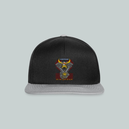WE ARE MADE OF FUEL V2 - Snapback Cap
