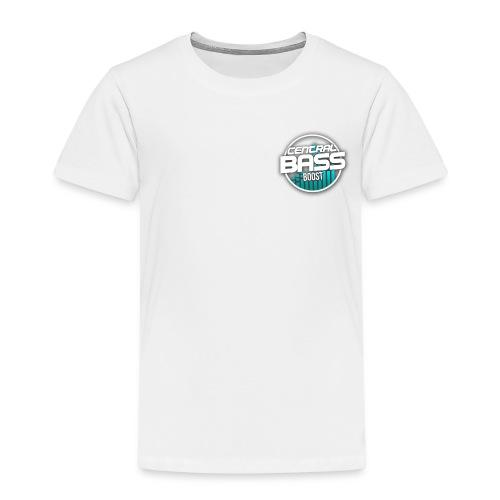 Plain T-Shirt with Logo - Kids' Premium T-Shirt