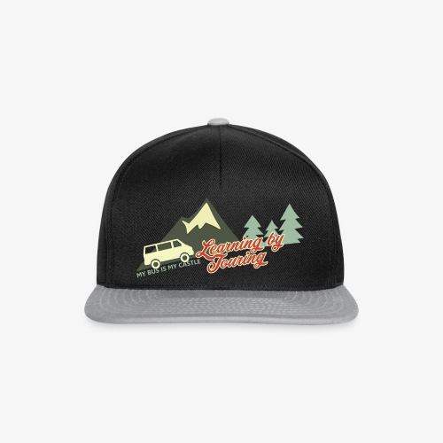 Learning by Touring - Snapback Cap
