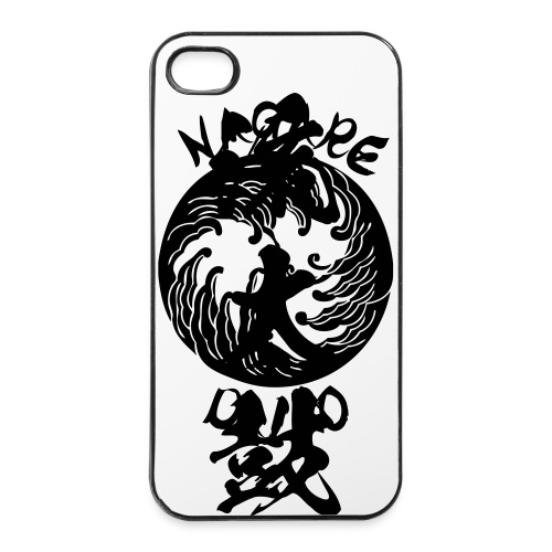 Nagare Daiko Männer Spreadshirt Premium Langarmshirt Flockdruck - iPhone 4/4s Hard Case
