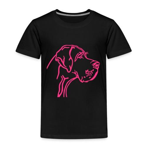 Leuchtet im Dunkeln nach - Kinder Premium T-Shirt