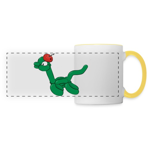 Balloon Nessie - Panoramic Mug