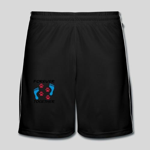 Forever Together - Männer Fußball-Shorts