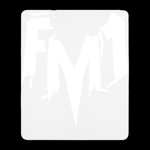 FM1 - Punky (unisex) - Mousepad (højformat)