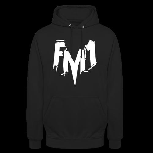 FM1 - Punky (unisex) - Hættetrøje unisex
