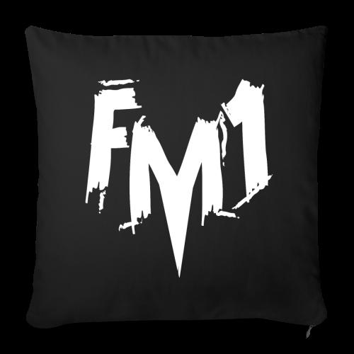 FM1 - Punky (unisex) - Pudebetræk 44 x 44 cm