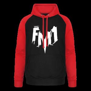 FM1 - Punky (unisex) - Unisex baseball hoodie
