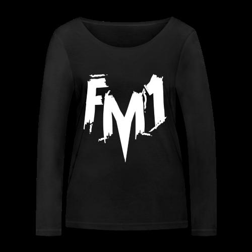 FM1 - Punky (unisex) - Økologisk Stanley & Stella langærmet T-shirt til damer