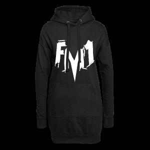 FM1 - Punky (unisex) - Hoodie-kjole