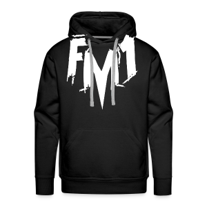 FM1 - Punky (unisex) - Herre Premium hættetrøje