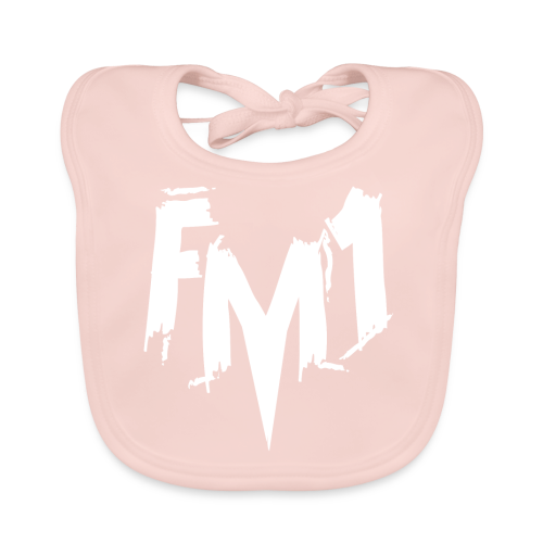 FM1 - Punky (unisex) - Baby økologisk hagesmæk