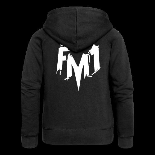 FM1 - Punky (unisex) - Dame Premium hættejakke
