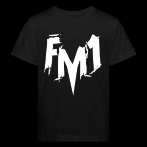 FM1 - Punky (unisex) - Organic børne shirt