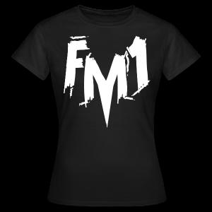 FM1 - Punky (unisex) - Dame-T-shirt