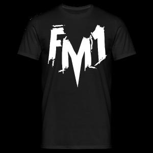 FM1 - Punky (unisex) - Herre-T-shirt
