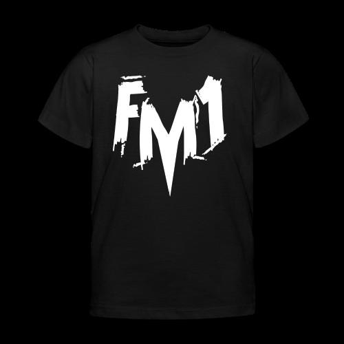 FM1 - Punky (unisex) - Børne-T-shirt