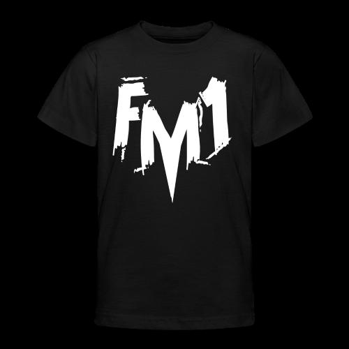FM1 - Punky (unisex) - Teenager-T-shirt