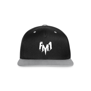 FM1 - Punky (unisex) - Kontrast snapback cap