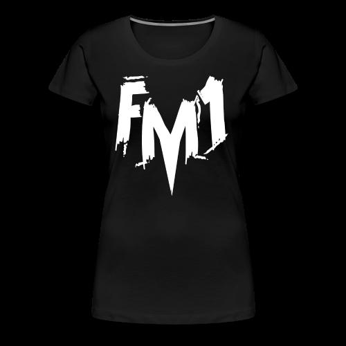 FM1 - Punky (unisex) - Dame premium T-shirt
