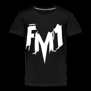 FM1 - Punky (unisex) - Børne premium T-shirt