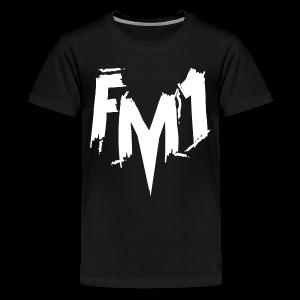 FM1 - Punky (unisex) - Teenager premium T-shirt