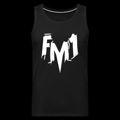 FM1 - Punky (unisex) - Herre Premium tanktop