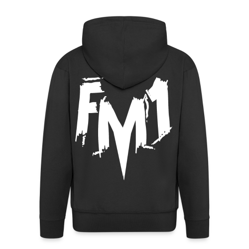 FM1 - Punky (unisex) - Herre premium hættejakke