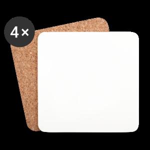FM1 - Punky (unisex) - Glasbrikker (sæt med 4 stk.)