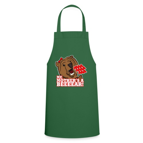 ME MOTHER'S A BEAR! - Womens - Cooking Apron