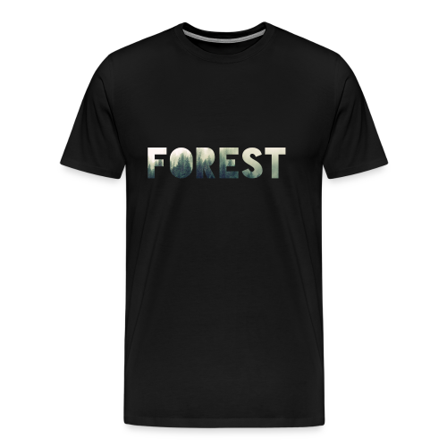 FOREST - T-shirt Premium Homme