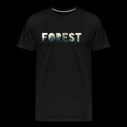 FOREST - T-shirt Premium Homme