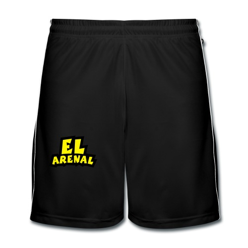 El Arenal Mallorca T-Shirts - Männer Fußball-Shorts