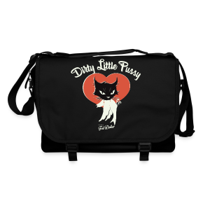 Dirty little Pussy - Sac à bandoulière