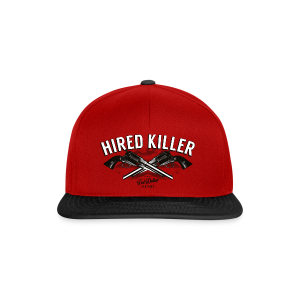 Hired Killer - Casquette snapback