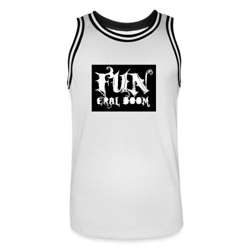 FUNeral doom bear - Men's Basketball Jersey