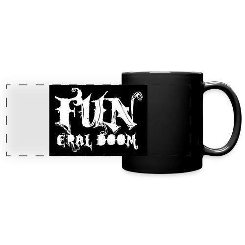 FUNeral doom bear - Full Color Panoramic Mug