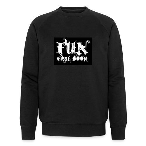 FUNeral doom bear - Men's Organic Sweatshirt by Stanley & Stella