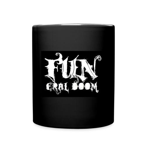 FUNeral doom bear - Full Colour Mug