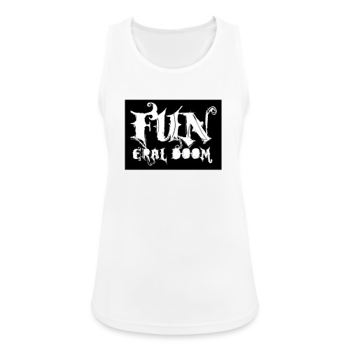 FUNeral doom bear - Women's Breathable Tank Top