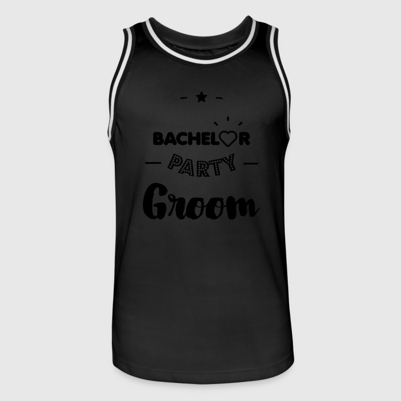 groom Sports wear - Men's Basketball Jersey